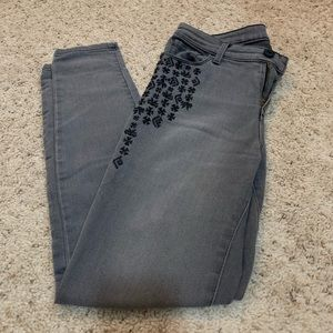 Embroidered Jeans (women)